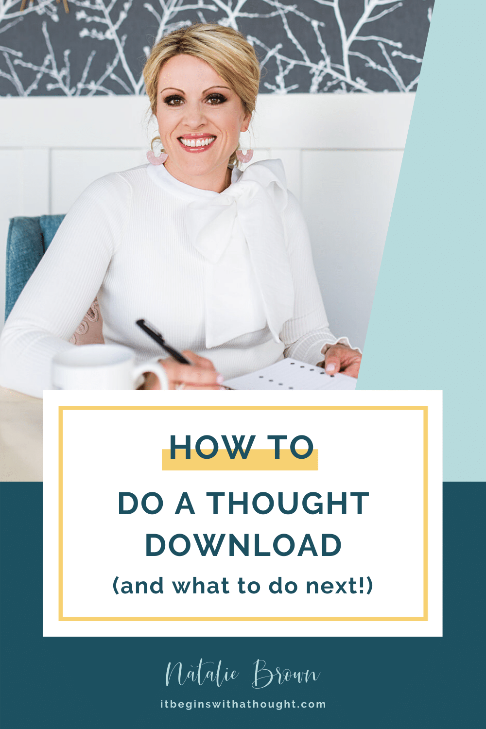 How to do a thought download (and what to do next!)