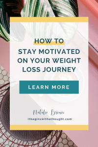 Learn how to stop relying on willpower to lose weight (which inevitably runs out) and how to finally reach your weight loss goal.