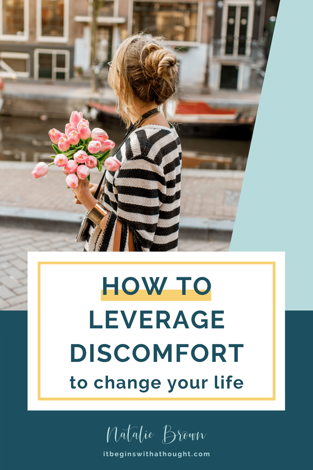 How To Leverage Discomfort To Change Your Life