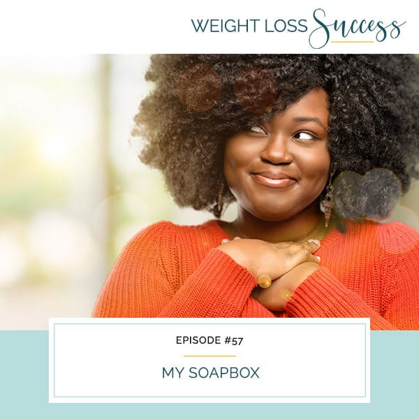 Weight Loss Success with Natalie Brown | My Soapbox