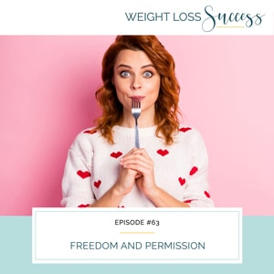 Weight Loss Success with Natalie Brown | Freedom and Permission