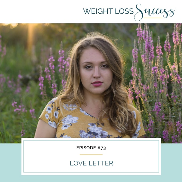 Weight Loss Success with Natalie Brown | Love Letter