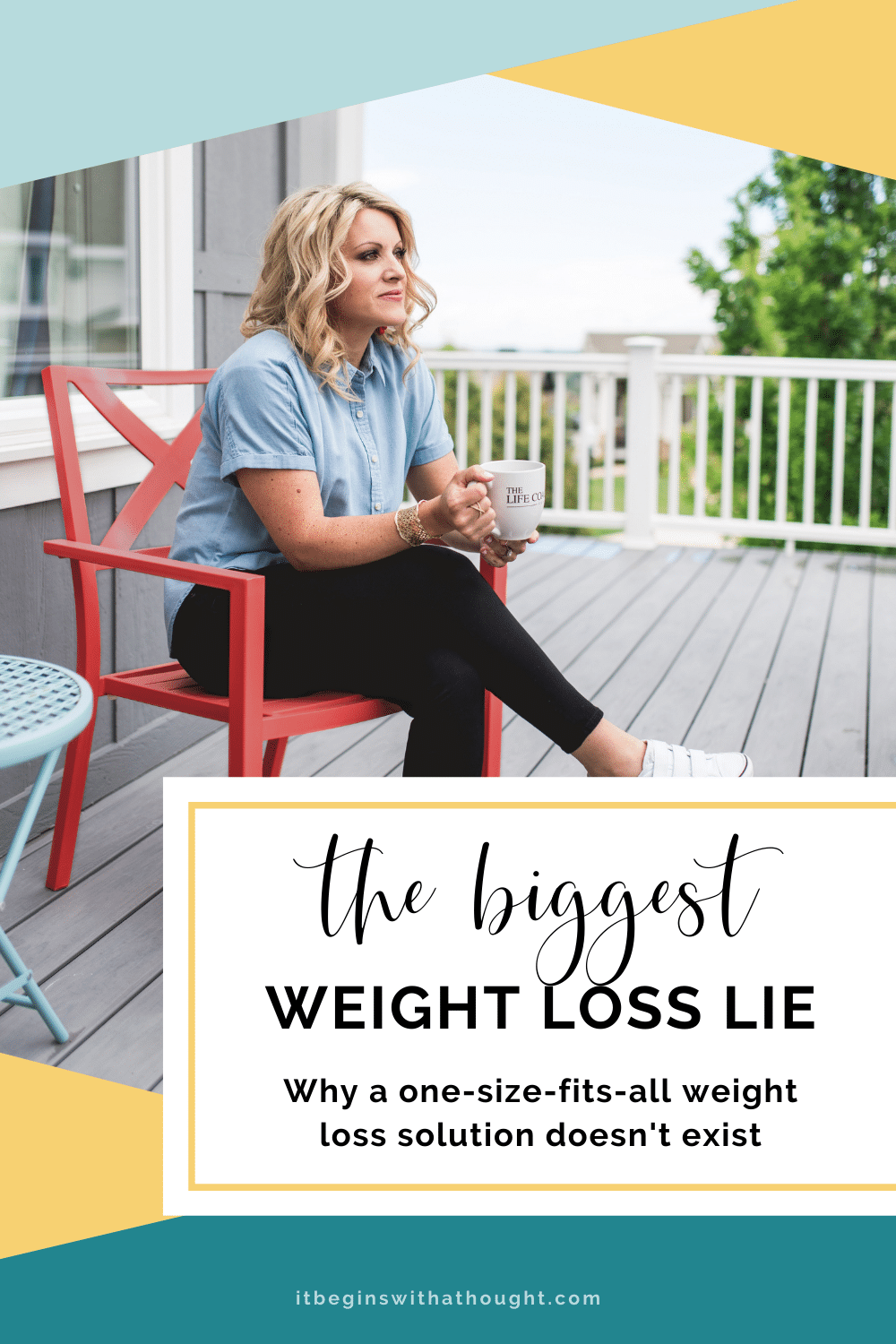 The Biggest Weight Loss Lie: Why We Need To Stop Expecting A One-Size-Fits-All Solution